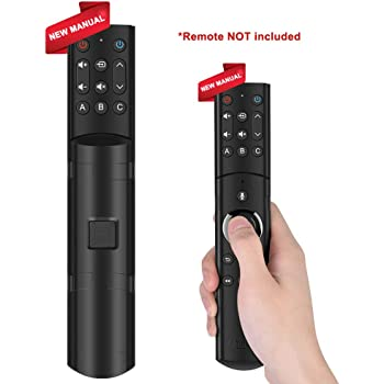 SofaBaton F2 Universal Remote Attachment for Amazon Fire TV Streaming Player(2020 Updated, Alexa Voice Remote NOT Included)