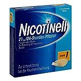 Nicotinell 21 mg 24-Stunden-Pflaster zur Raucherentwöhnung, 7 St. Pflaster