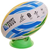 GILBERT Ballon de rugby Emblem Coupe du monde de rugby2015, 5