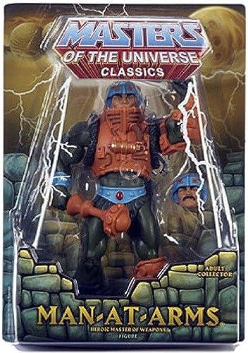 Masters of the Universe MotU Classics Action Figur   Statue von Mattel  Man-At-Arms