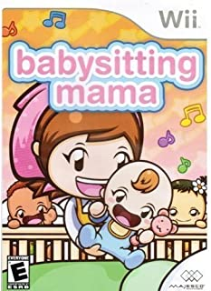 babysitting mama game