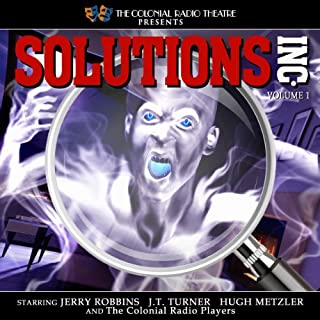 Solutions, Inc. - Vol. 1 cover art