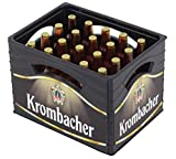 Krombacher Flaschenöffner Mini-Bierkiste mit 20 Flaschen Design Pils Theke Tresen Bar Party Keller...