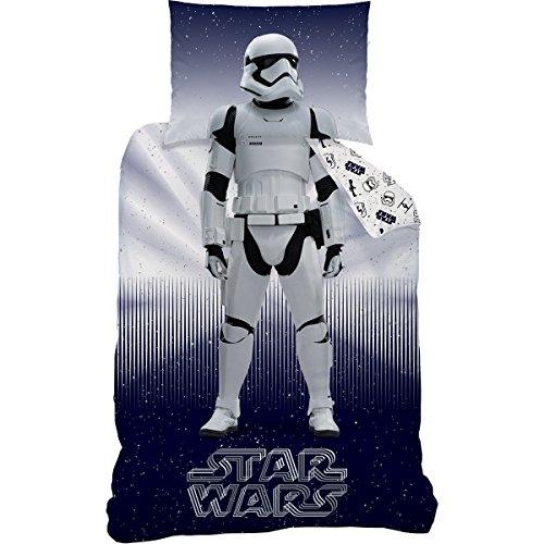 Star Wars Stormtrooper Bettwäsche 140 x 200 cm 60 x 80 cm