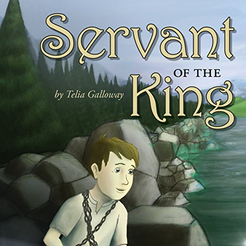 Servant of the King audiobook cover art