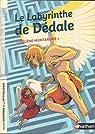 Petites histoires de la Mythologie : Le Labyrinthe de Dédale par Montardre