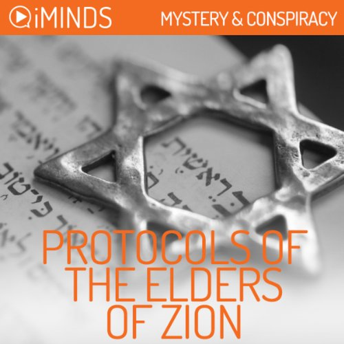 Elders of Zion audiobook cover art