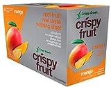 Crispy Green 100% Freeze-Dried Fruits, Mango, 12 Count (Pack of 2)