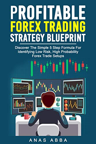 Profitable Forex Trading Strategy Blueprint (With Live Trade Examples Bonus Videos): Discover How To Identify Low Risk, High Probability Swing Trading ... Setups Like A Pro Trader! (English Edition)