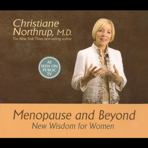 Menopause and Beyond audiobook cover art