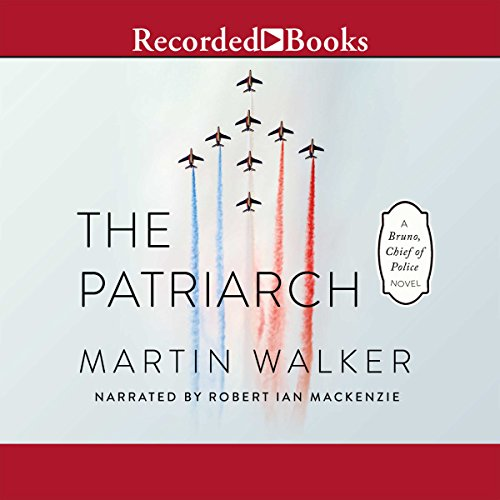The Patriarch audiobook cover art