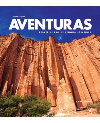 Aventuras , 4th Edition with Supersite Code
