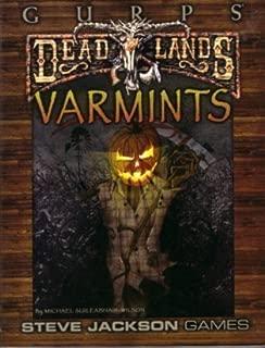 GURPS Deadlands Varmints