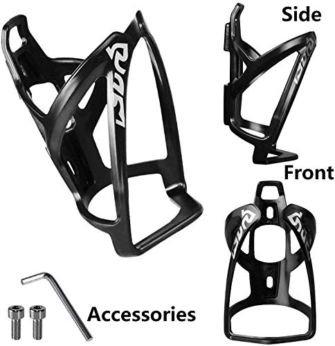 HASAGEI Bike Bottle holder, Lightweight Bike Bottle Cage, Strong Cycling Kettle Holders for Road, Mountain with Bike Bottle 700ml, Essential for Riding