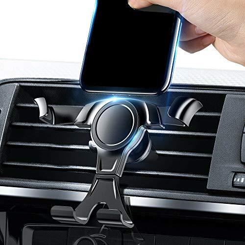 Gravity - Soporte para rejilla de ventilación de coche para iPhone, teléfono móvil y GPS