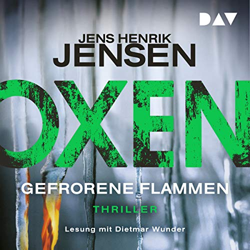 Gefrorene Flammen audiobook cover art