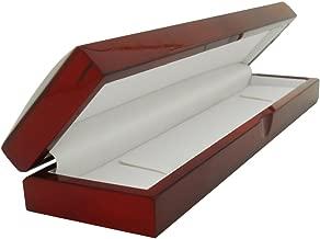 Cherry Wood Bracelet Gift Box