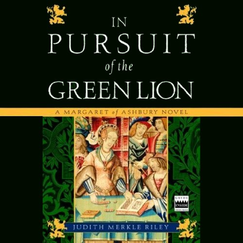 In Pursuit of the Green Lion cover art