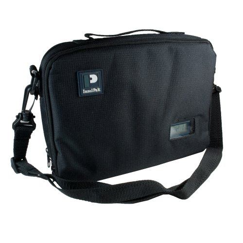 Insulpak Insulated Medication Travel Bag with...