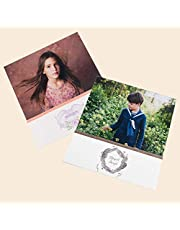 Álbum de Fotos comunión Personalizable. Interior a Elegir de Foto Digital Impresa o para Pegar. 25x25cm