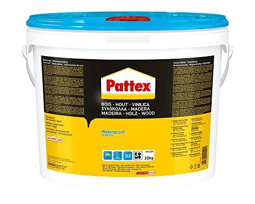 Pattex, 1419271, Vinilica Idroresistente, 10 kg