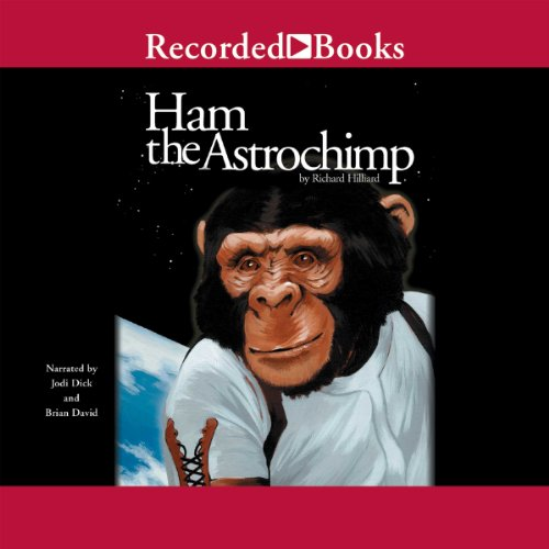 Ham the Astrochimp cover art