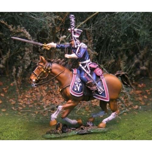 Amazon com: Napoleonic Toy Soldiers Polish Cavalry Lancer