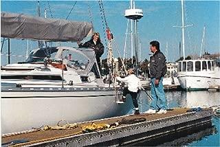 sailboat boarding steps