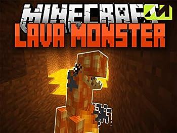 Clip  Lava Monster