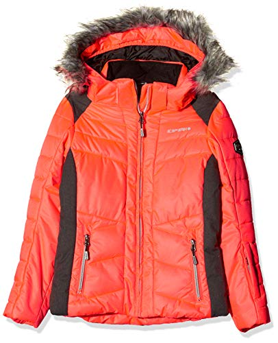 Icepeak Kinder Hara Junior Jacke, Orange, Size 176 cm