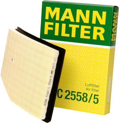 Originele MANN-FILTER C 2558/5 - luchtfilter - voor auto's