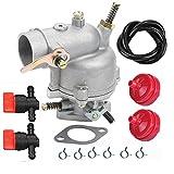 Hippotech Carburador para Coleman Powermate 3250 4000 5000 vatios portátil Gas Pincor 2500 3500 Repalces Briggs & Stratton generador de 5000 vatios