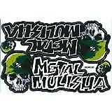 ロックスター メタルマリーシャ ROOKSTAR METAL MULISHA ステッカー セット Sticker Set グリーン Green TS-31KH