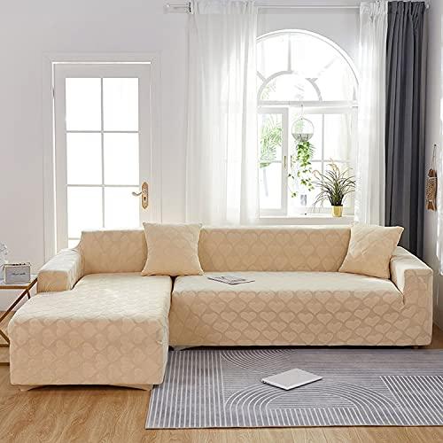 fundas de sofá elásticas para sofá seccional para sala de estar,fundas de sofá en forma de L para perros mascotas niños,funda de sofá de dos plazas para 1 2 3 4 asiento,protectoras de muebles, a