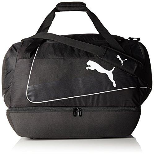 PUMA Sporttasche EvoPower Football Bag Junior, Black/White, 52 x 26 x 11 cm