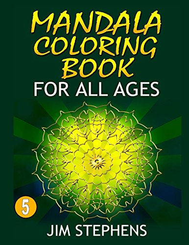 Mandala Coloring Book: For All Ages