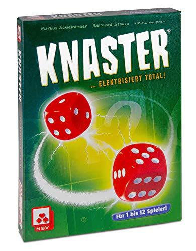 Nürnberger Spielkarten Verlag -  Nsv - 4081 - Knaster