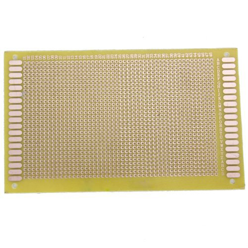 9X15cm Single Sided PCB Printed Circuit Board