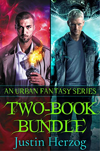 Urban Fantasy Two-Book Bundle: Into the Void & First Wave (English Edition)