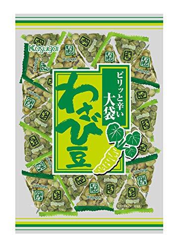 春日井製菓 大袋わさび豆 265g×1袋