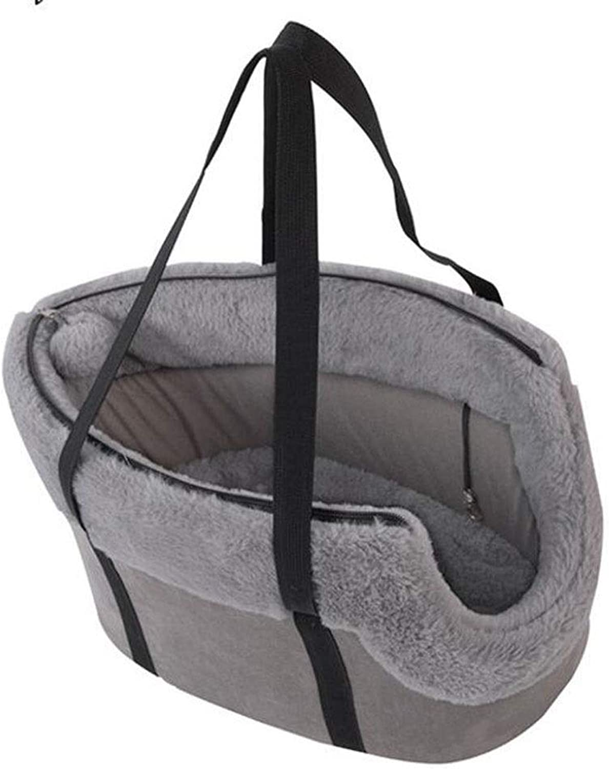 Breathable Pet Backpack Cat Bag Dog Bag Outcrop Bag Teddy Out of The Deer Cashmere Carrying Case