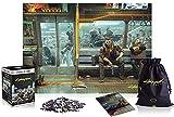 Cyberpunk 2077 Metro - Puzzle 1000 Piezas 68cm x 48cm   Incluye póster y Bolsa   Videojuego   Puzzle para Adultos y Adolescentes