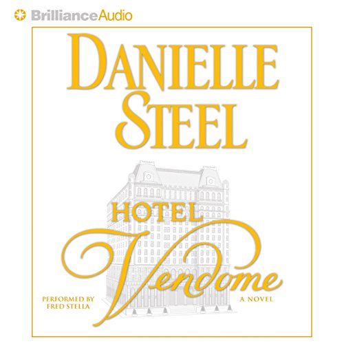 Hotel Vendome audiobook cover art