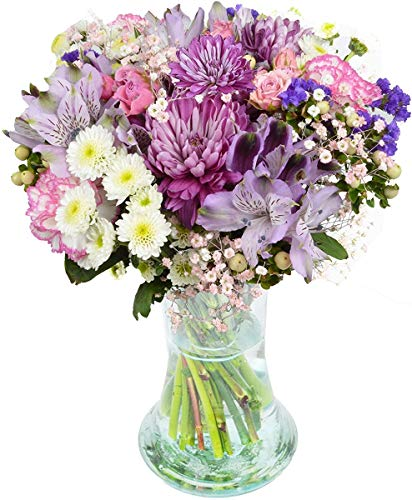 Delivery by Tuesday | Purple Extravagance Bouquet by Arabella Bouquets