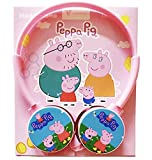 Best Kid Earphones - ExcluZiva Gallery Pig Theme Boys Girls Wired Headphone Review