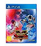 Street Fighter V Edição Campeões - PlayStation 4