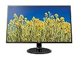 HP 27-inch FHD IPS Monitor with Tilt Adjustment and Anti-glare Panel (27yh, Black) - 3UA74AA#ABA (Renewed)