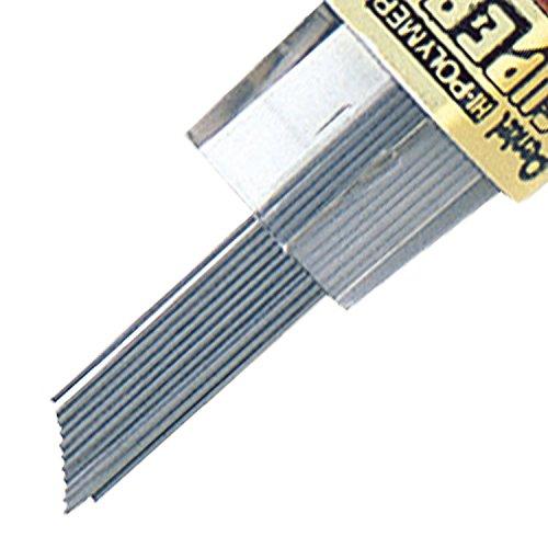 PEN3002H - Hi-Polymer Lead, 0.3 mm, Extra Fine, 2H, Black Photo #5