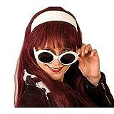 Boland 2513 - Partybrille Jackie, weiß