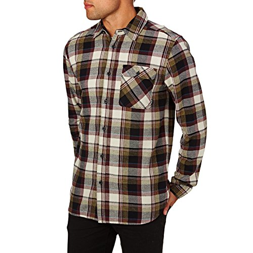 Etnies Flannel Shirts Axel Long Sleeve.